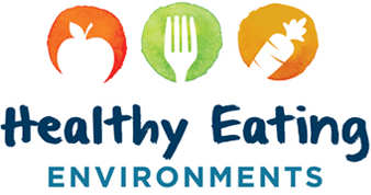 Healthy Eating Environments Logo