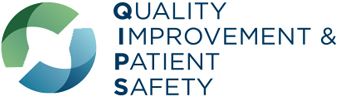 Quality Improvement & Patient Safety Logo