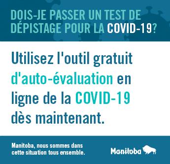 Outil de dépistage de la COVID-19