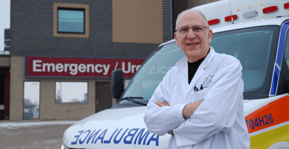 Photo of Dr. John Ducas