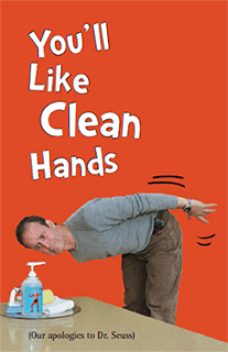 Cover of You'll Like Clean Hands