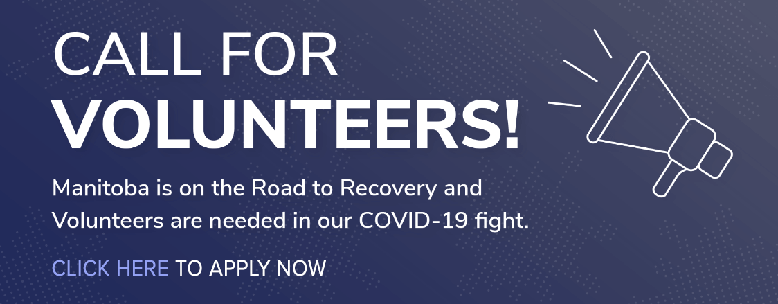 Call for COVID-19 Volunteers